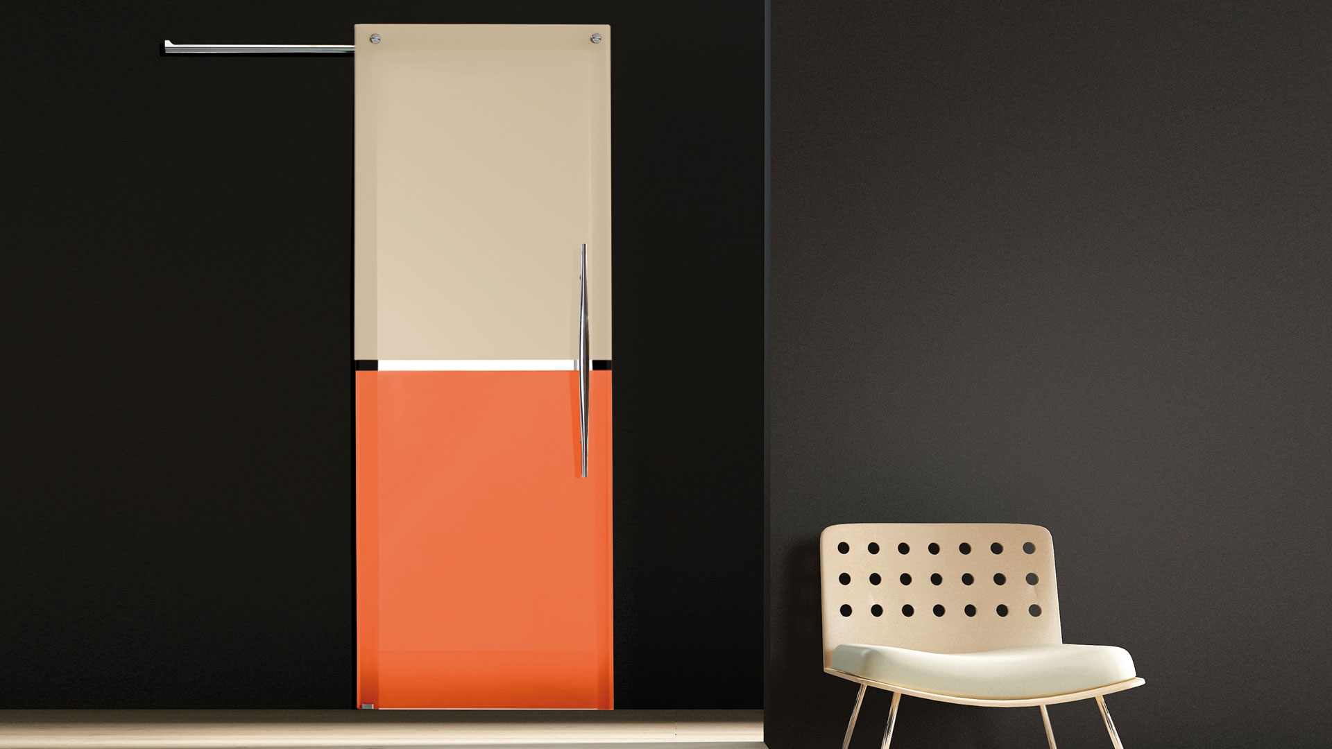 Sliding SystemZero; Collection Le Colorate