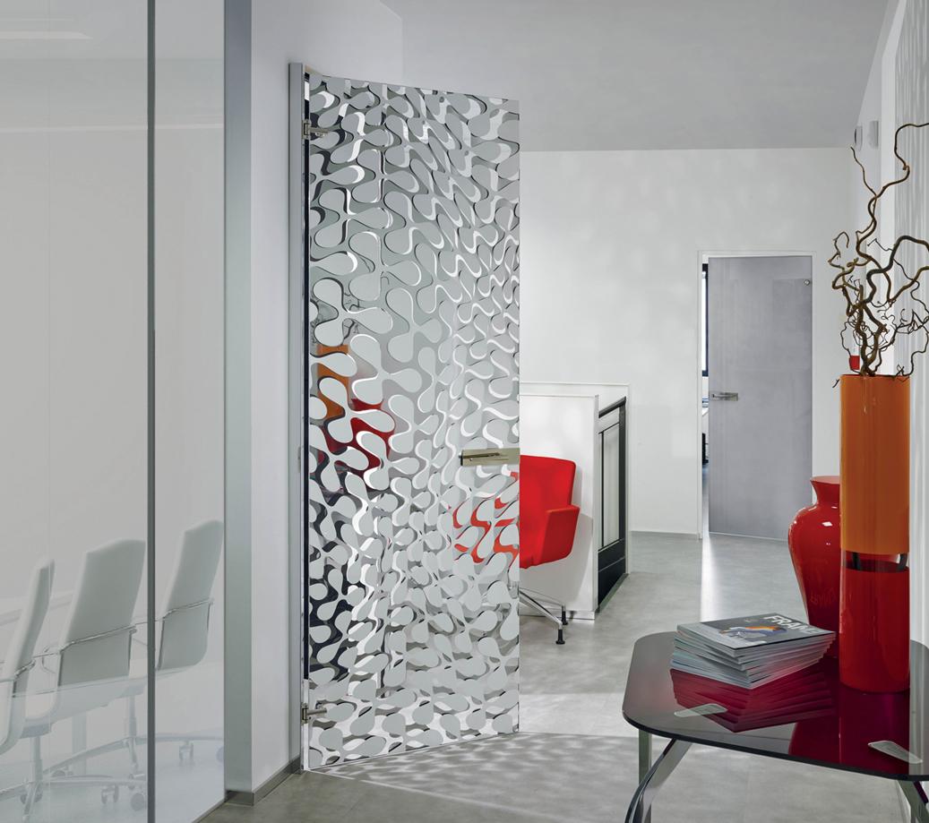 Arredamento Per Casali ante battenti: vetro porta design arredamento cristallo
